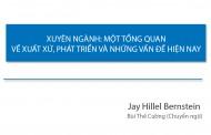 XUYÊN NGÀNH: MỘT TỔNG QUAN  VỀ XUẤT XỨ, PHÁT TRIỂN VÀ NHỮNG VẤN ĐỀ HIỆN NAY  - Jay Hillel Bernstein - Bùi Thế Cường (Chuyển ngữ)