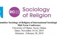 Hội nghị ở Ghana 11-2019